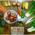 csa localvore october food veggies