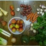 CSA food local organic