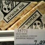Beecher's No Woman Cheese