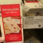 Wensleydale with Cranberries