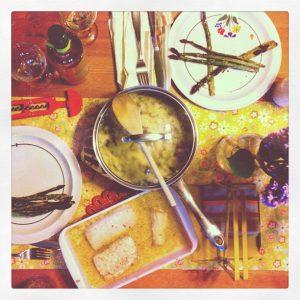 meal spring home cooking mahi mahi