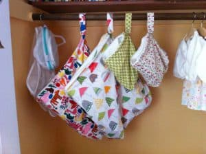 baby nursery  wetbags