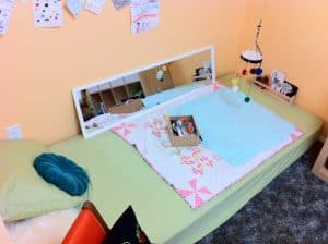 floorbed baby nursery
