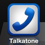 Talkatone iPhone App, a review of the app that replaced my