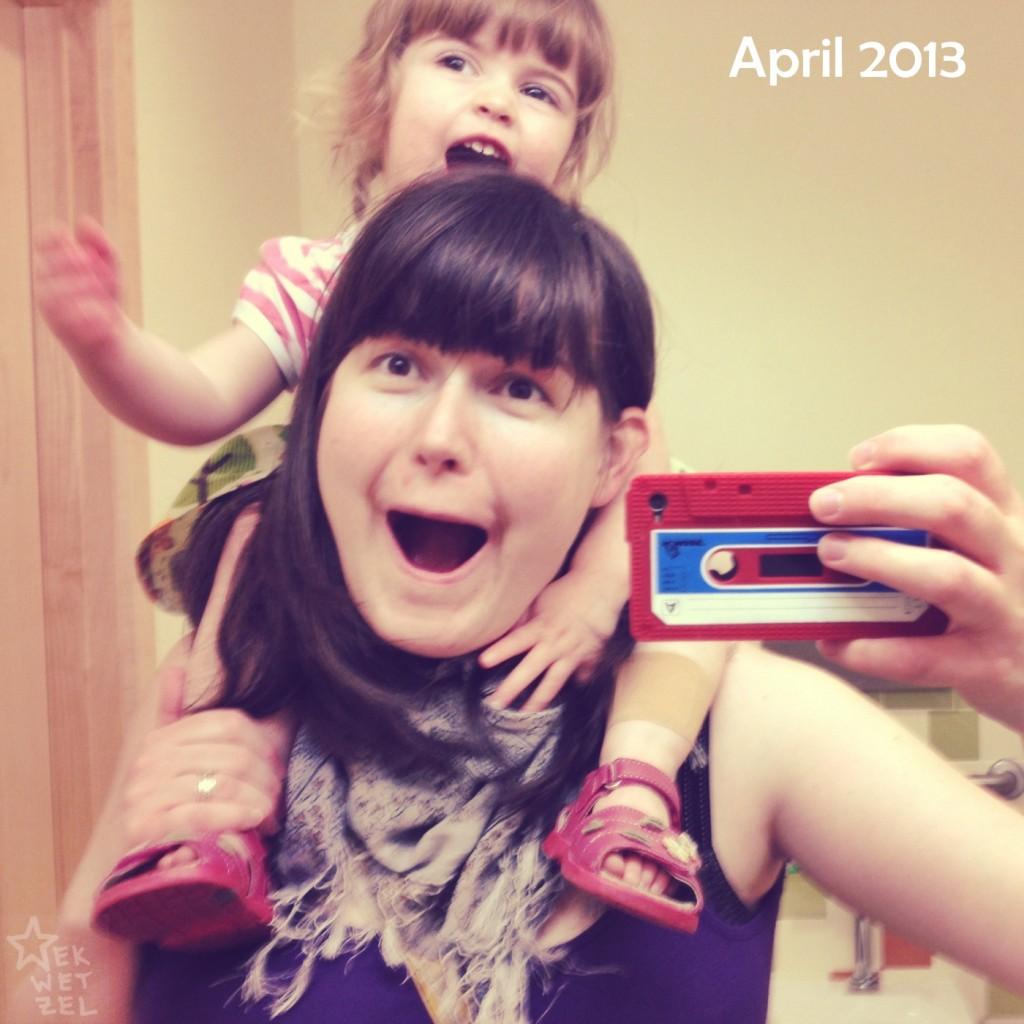 Phoebe April 2013