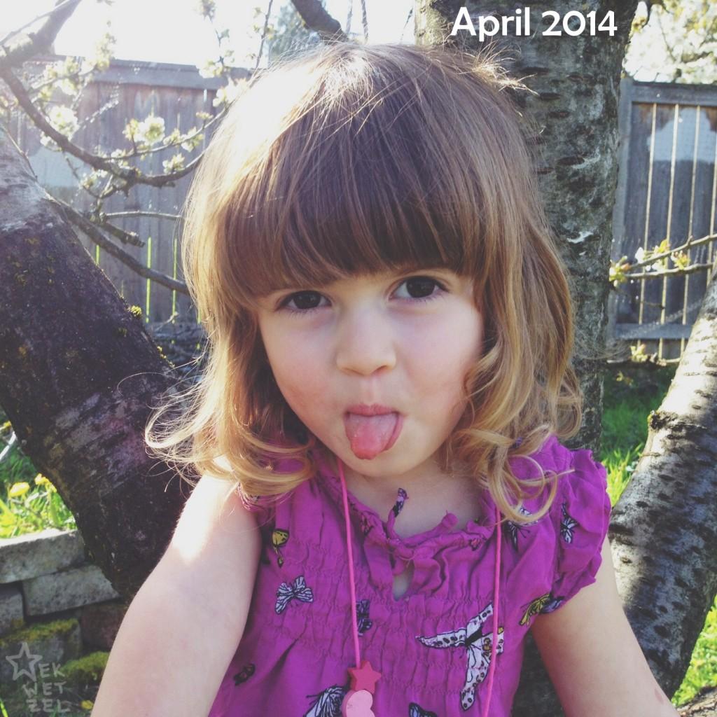 Phoebe April 2014