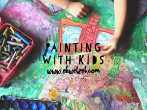 Video: How to paint with kids